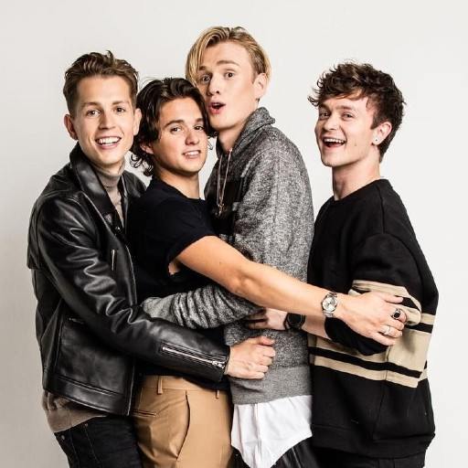 The Vamps, la boy band è proprio cresciuta